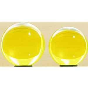 Acrylball Color 68 mm Gelb_small