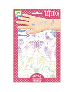 Tattoo Set Glücksbringer_tn