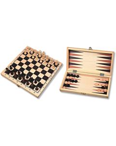 Schach/Backgammon Spielekassette Holz bedruckt29cm_small