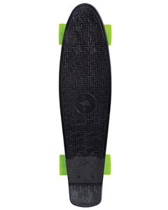 Schildkröt Retro Skateboard Native Black_tn