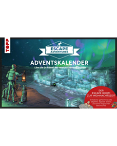 Adventskalender Escape Adventures - Die verwunschenene Eisruinen_small
