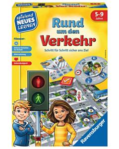Lernspiel Rund um den Verkehr_tn