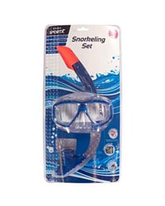 Taucherbrille und Schnorchel Set Erwachsene_small