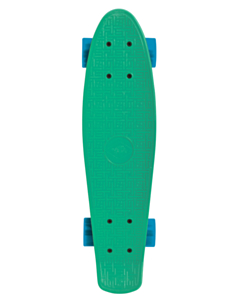 Schildkröt Retro Skateboard Native Green_tn