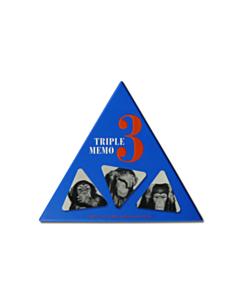 DREI. Das Triple Memo_small