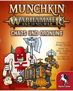 Munchkin Warhammer Age of Sigmar Erw. Chaos & Ordnung_small