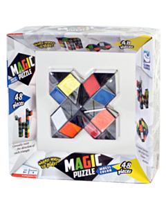 Clown Magic Puzzle Multi 48 teile_small