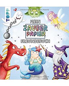 Mein Zauberpapier Freundebuch Magische Wesen_small