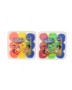 9 Splash-Wurfbälle 6cm 3 Farben_small